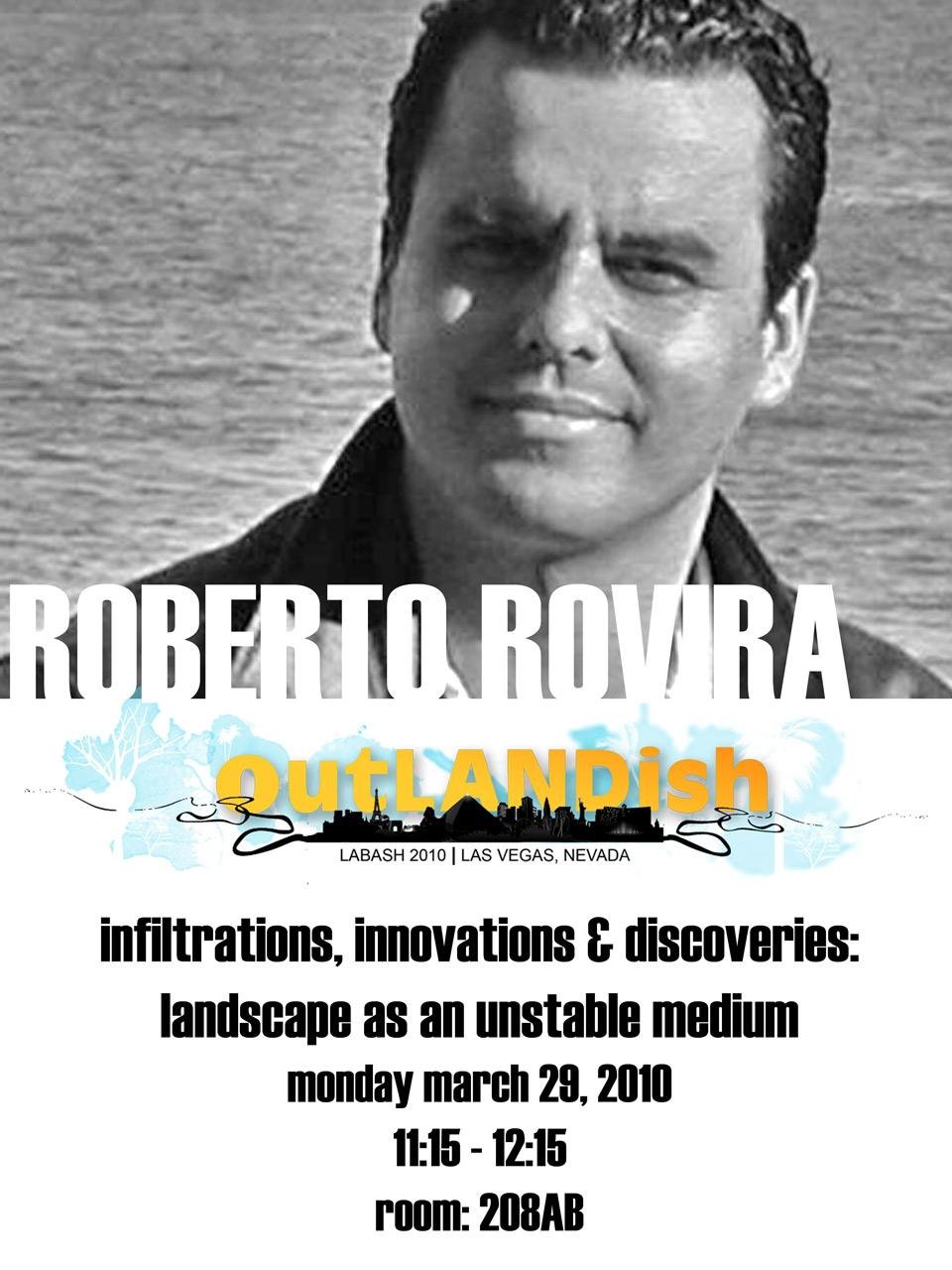 Roberto-Rovira_labash2010_AnnouncementPoster